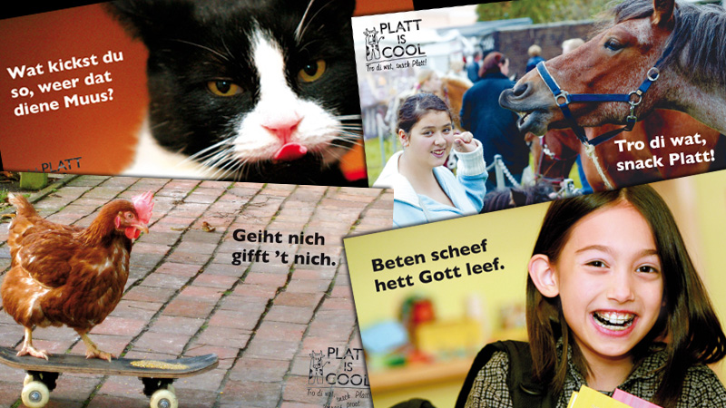 *Postkarten*